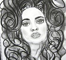 Rachel Welsh by Artbykris