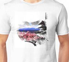 Japan - Fuji Mountain Unisex T-Shirt