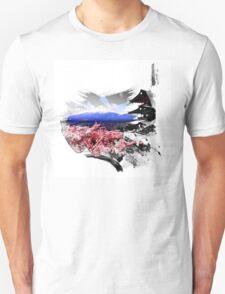 Japan - Fuji Mountain T-Shirt