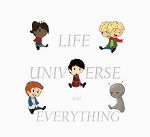 Life, Universe and Everything Unisex T-Shirt
