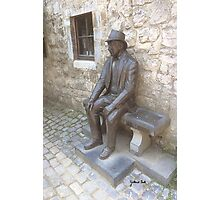 Durbuy - I'm waiting for you Photographic Print