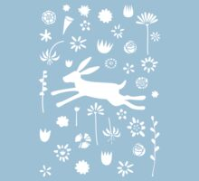 Hare in the Meadow Kids Clothes