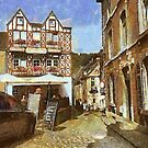 Durbuy - La Vieille Demeure - Belgium by Gilberte