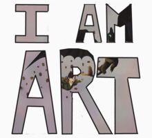 I AM ART - Hiccup&Toothless Kids Clothes