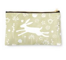 Hare in the Meadow Studio Pouch