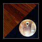 Vase, Diagonal Shelf by prbimages