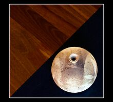 Vase, Diagonal Shelf by prbimages