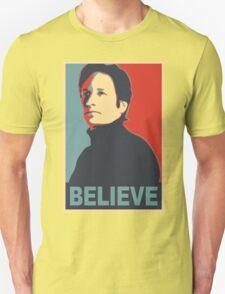 FOX MULDER BELIEVE T-Shirt