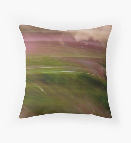 En Plein Air Throw Pillow