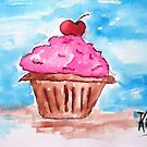 Cup Cake by Artbykris