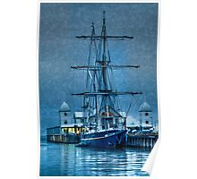 Young Endeavour - Corio bay Poster