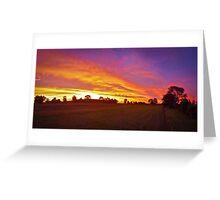 Dubbo Glow Greeting Card