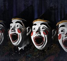 Clowns by AndyGii