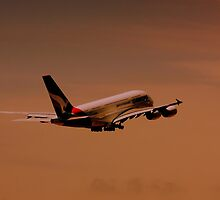 up and away!! by fazza
