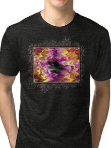 Jowey Gipsy Abstract Tri-blend T-Shirt