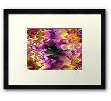 Jowey Gipsy Abstract Framed Print