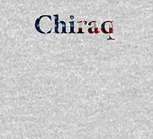 Chiraq American Flag Design Unisex T-Shirt
