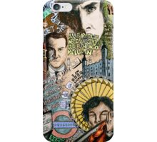 Sherlock Dada Doll iPhone Case/Skin
