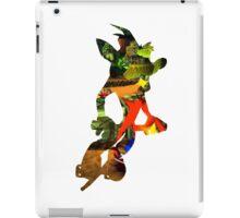 Crash Bandicoot in Pogo iPad Case/Skin