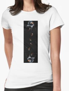 Rebel Rain Womens Fitted T-Shirt