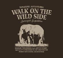 Elephant - Walk on the wild side Unisex T-Shirt