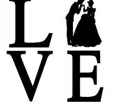 True Love Cinderella by minimonkeymouse