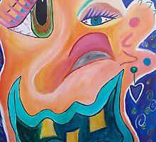 Goofy One by Toni Sulken