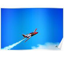 Patrulla Aguila jet Poster