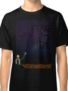 Take Me Home (hhgttg) Classic T-Shirt