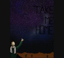 Take Me Home (hhgttg) Unisex T-Shirt