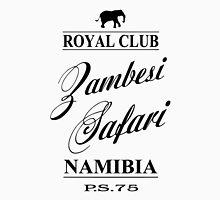 Zambesi Safari Womens Fitted T-Shirt