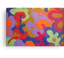 Bright Colors ~ Abstract Art Metal Print