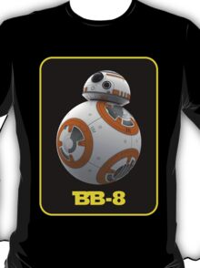 BB-8 Star Wars Droid T-Shirt