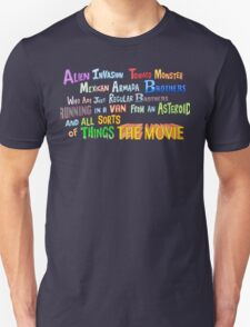 Two Brothers... The Movie T-Shirt
