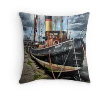 The Brent Throw Pillow