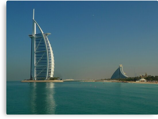 two mythic hotels in Dubai by supergold