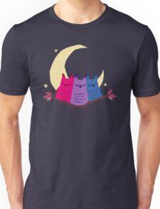 Bisexuowls Unisex T-Shirt