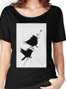 Holland Tunnel Birds Women's Relaxed Fit T-Shirt