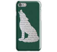 Harry Potter Wolf iPhone Case/Skin