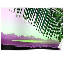 Neon Paradise  Poster