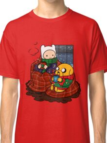 Finn and Jake Really Big Sweaters  Classic T-Shirt