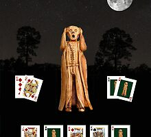 Poker Scream by Eric Kempson