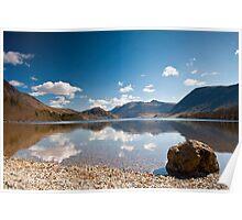 Crummock Water, Lake District Poster