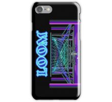 The Loom #02 iPhone Case/Skin