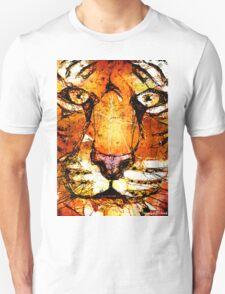 Scribble Tiger Tee T-Shirt