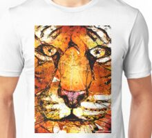 Scribble Tiger Tee Unisex T-Shirt