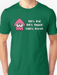 Splatoon Fresh Shirt (Pink) T-Shirt