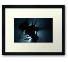 Alien Queen Framed Print