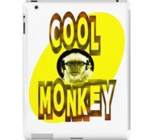 cool monkey.. iPad Case/Skin