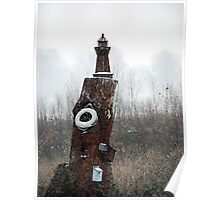2 Bird Houses, 1 Light House, 1 Float Ring & Even A Mailbox Poster